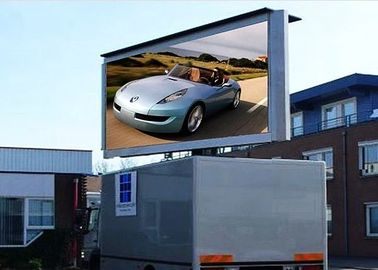 Outdoor Digital Led Advertising Display Video Wall P8 Fast Install