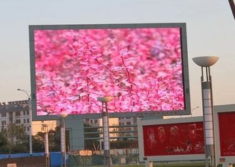 P16 Huge Led Screen , Led Digital Billboards With Fast Viewing Distance