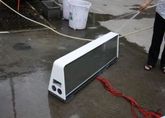 Exterior Mobile Car Led Display Screen With Small Wind Resistance 820 X 350mm
