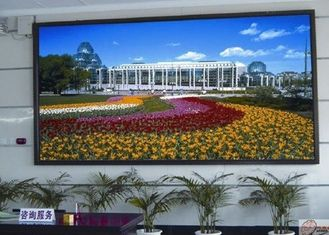 Professional 4mm Full Color Led Display Wall Smd With Front Service