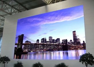 P5 Inside Led Screen Front Service , Light Weight  Led Panel Video Wall