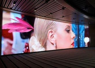 P3 Indoor Full Color Smd Led Display Screen 160 Degree With Front Service