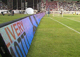 External Banner Stadium Perimeter Led Display Ip65 For Football Field