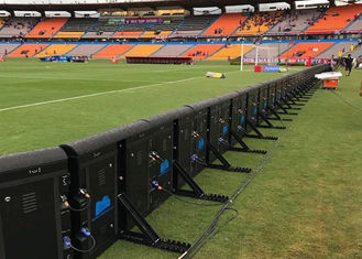High Resolution Sports Led Display Screen , P8 Football Advertising Boards