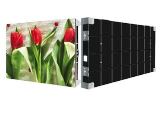 Indoor Front Service Hd Led Display Wall Ultra Thin For Conference Room