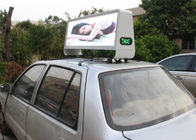 Outdoor High Brightness Taxi Led Display Mobiles 6000 Nits Brightness