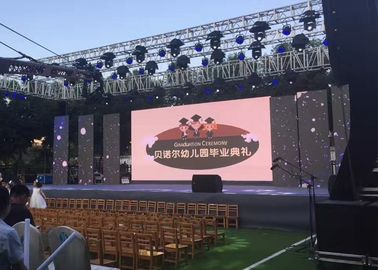 China High Brightness Stage Rental Led Display Screens For Concerts 5.95mm factory