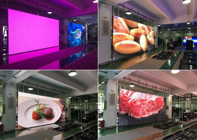 Energy Saving HD LED Display IP65 16mm Pixel Pitch Fixed Installation For Outdoor
